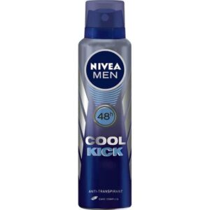 nivea men cool kick deo spray ml