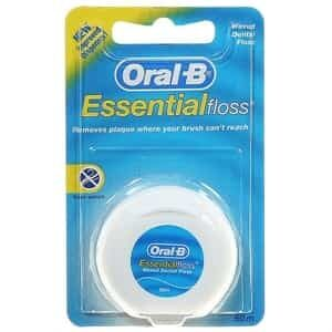 oral b essential floss m
