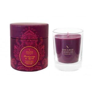 shearer candles frankincense and myrrh