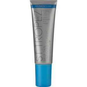 st tropez untinted classic bronzing face lotion ml