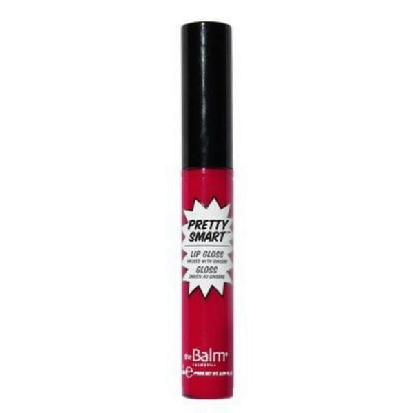 The Balm Pretty Smart Lip Gloss Hubba Hubba