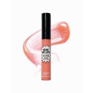the balm pretty smart lip gloss pop