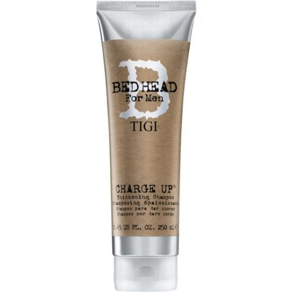 tigi bed head for men charge up thickening shampoo ml