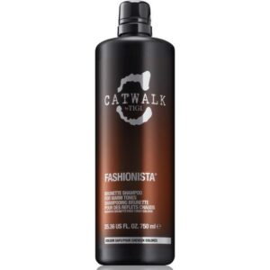 tigi catwalk fashionista brunette shampoo ml