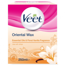 veet oriental warm wax ml