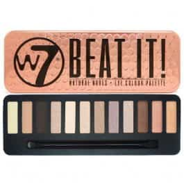 w beat it eye colour palette