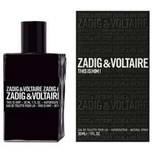zadig voltaire this is him edt ml