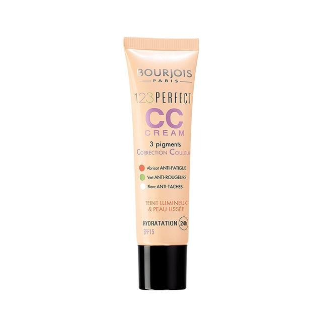 Image of   Bourjois 123 Perfect CC Cream Light Beige