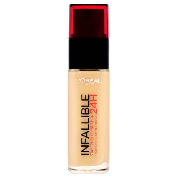 l oréal paris infallible h foundation honey ml