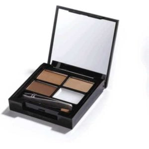 makeup revolution focus fix brow kit medium dark