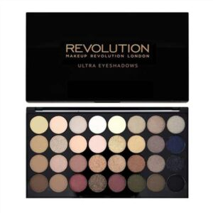 Makeup Revolution Ultra Shade Eyeshadow Palette Flawless