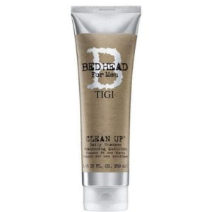 tigi bed head for men clean up daily shampoo ml