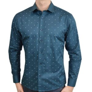 Soe-blaa-skjorte-med-polka-prikker-medium-1