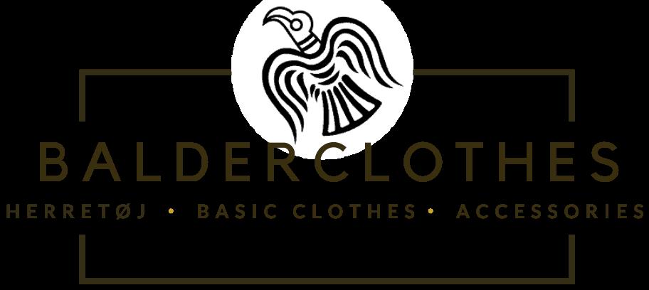 cropped logo balderclothes