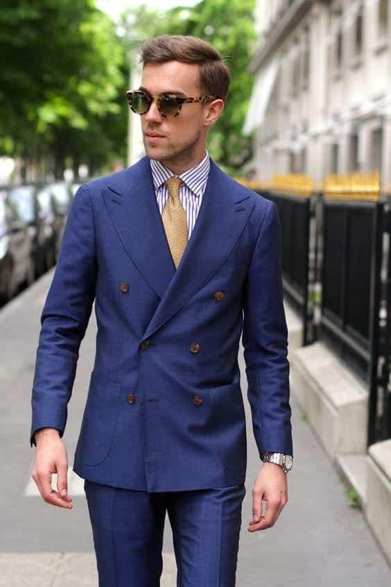 fuldt jakkesæt