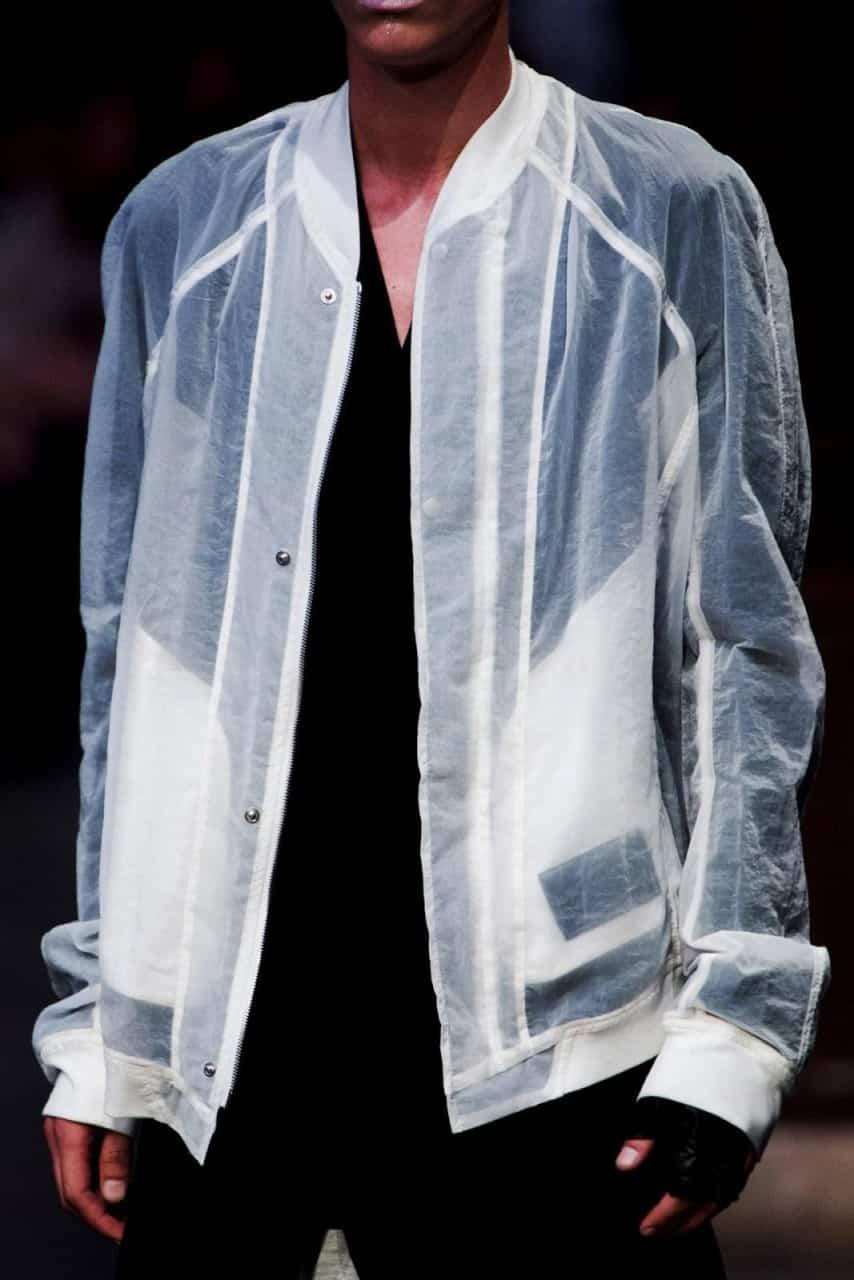 gennemsigtigt tøj