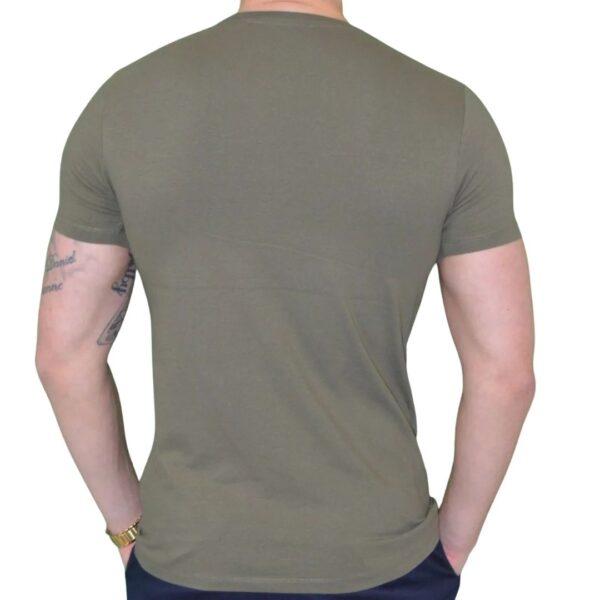 Premium Xtreme Stretch T-shirt Army Grøn - tshirt