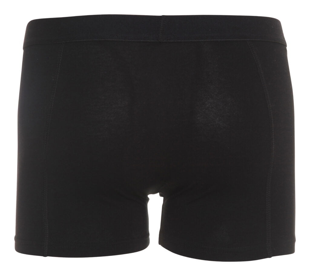 Boxershorts Bomuld Sort Scaled