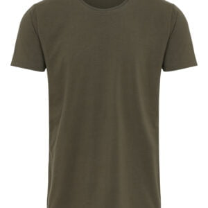 Premium Xtreme Stretch T Shirt Army Grøn Scaled