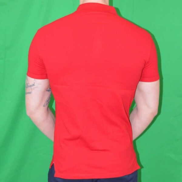 Xtreme Stretch Poloshirt Roed T Shirt