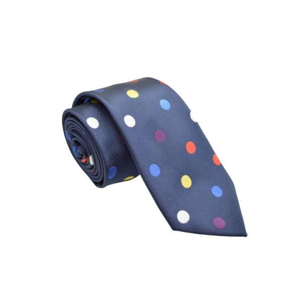 Flerfarvet-prikket-slips-2