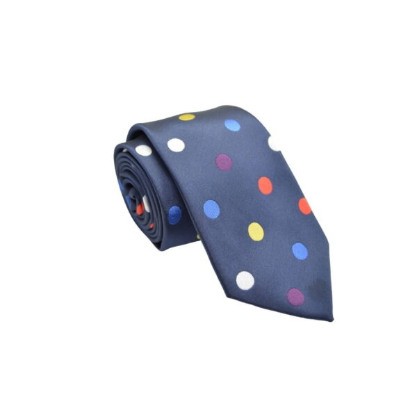 Flerfarvet-prikket-slips-3