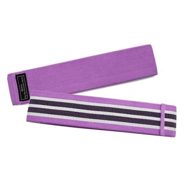 Squat-elastik-lilla
