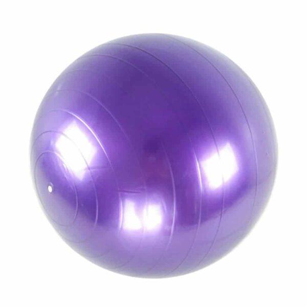 Yoga-bold-lilla-45-cm