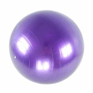 Yoga-bold-lilla-75-cm