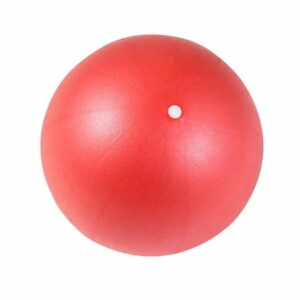 Yoga-bold-roed-25-cm