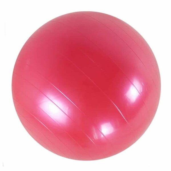 Yoga-bold-roed-75-cm
