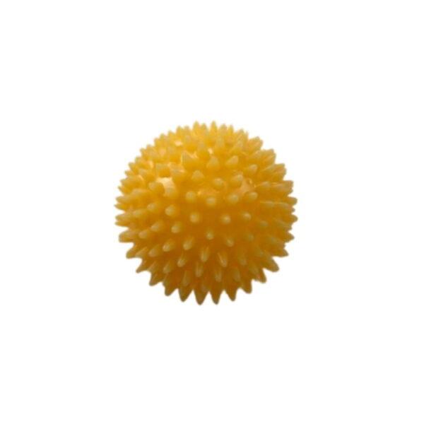 Massagebold Med Pigge Gul 1