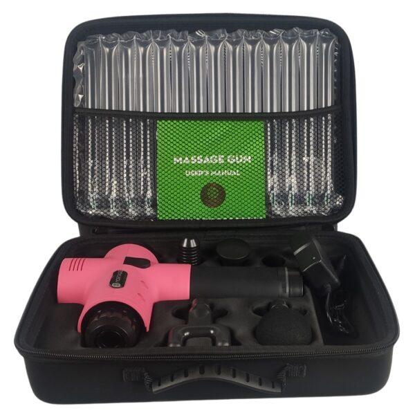 Massagepistol Pink 2