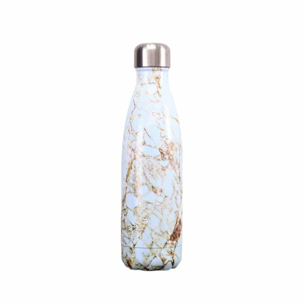 Termoflaske-marmor-look-guld-hvid-1-