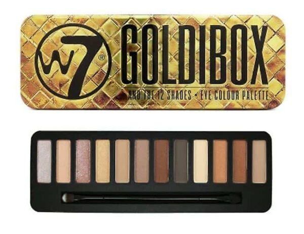 Goldibox Palette Eyeshadow 1