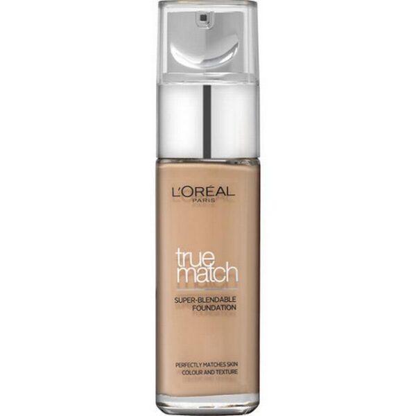 L'Oréal Paris True Match Liquid Foundation 3W Golden Beige 1