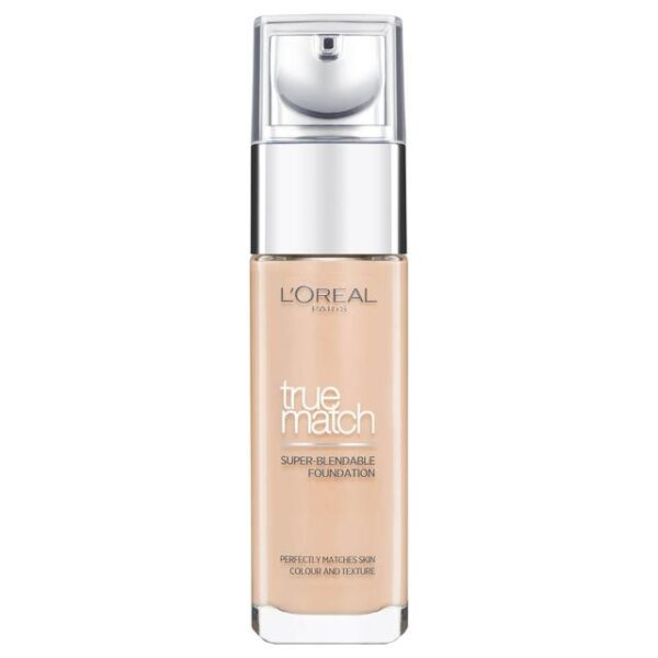 L'Oréal Paris True Match Liquid Foundation 5N Sand 1