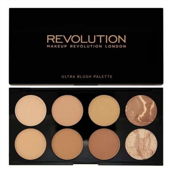 Makeup Revolution Bronze Palette All About Bronze 1