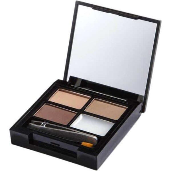 Makeup Revolution Focus Fix Brow Kit Light Medium 1