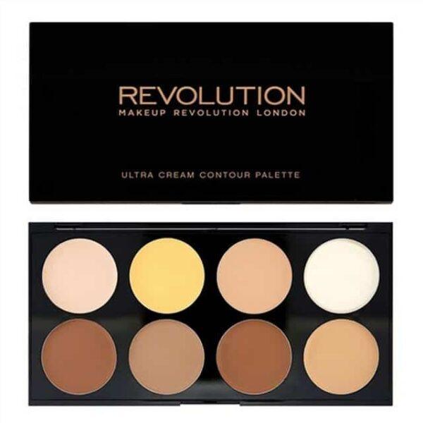 Makeup Revolution Ultra Cream Contour Palette 1
