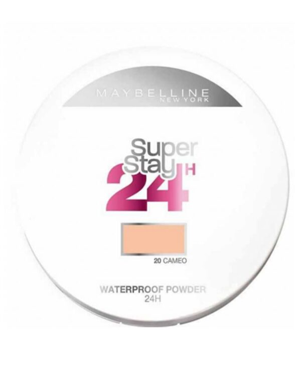 Maybelline Super Stay 24 Longwear Matte Powder 20 Cameo 1