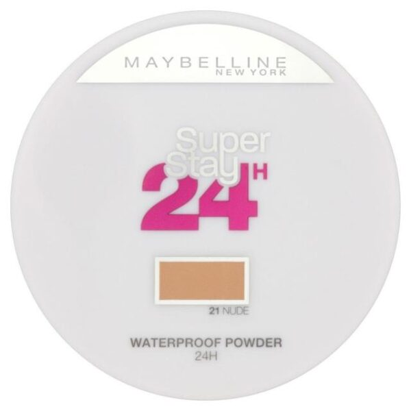 Maybelline Superstay 24HR Powder 021 Nude 1