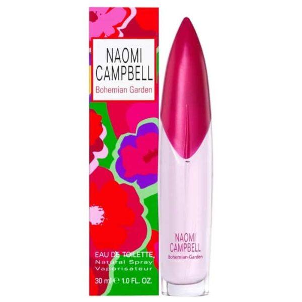 Naomi Campbell Bohemian Garden 50ml Eau De Toilette 1