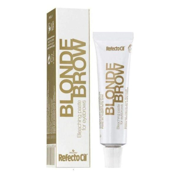 RefectoCil Bleaching Paste For Eyebrows Blonde Brow 1