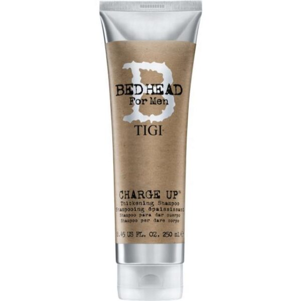 Tigi Bed Head for Men Charge Up Thickening Shampoo 250ml 1