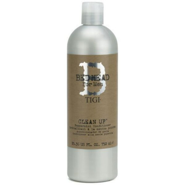 Tigi Bed Head for Men Clean Up Peppermint Conditioner 750ml 1