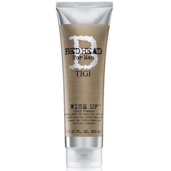 Tigi Bed Head for Men Wise Up Scalp Shampoo 250ml 1