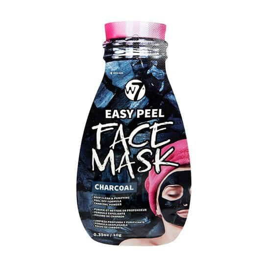 W7 Easy Peel Charcoal Face Mask 10g 1