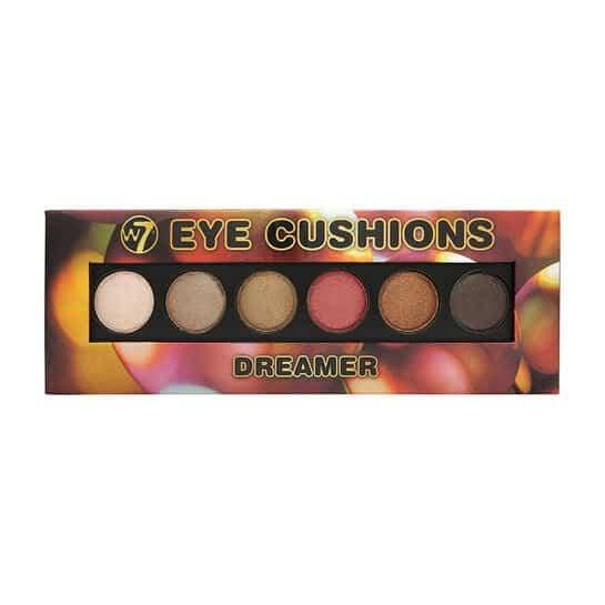 W7 Eye Cushions Palette Dreamer 1