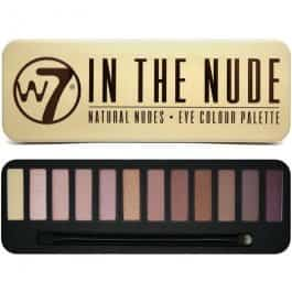 W7 In The Nude Eye Natural Nudes Eye Colour Palette 1
